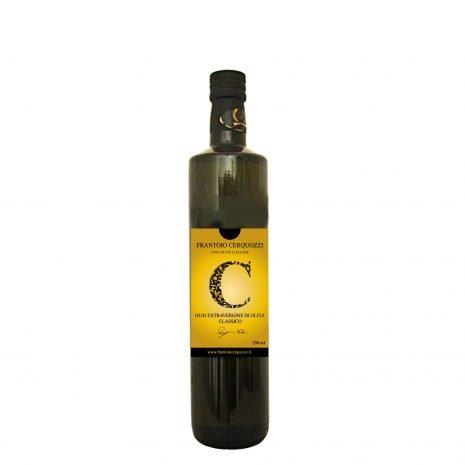 Olio extra vergine di oliva Classico 500 ml