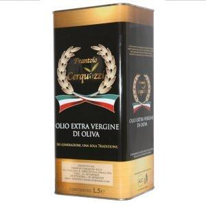 Olio extra vergine di oliva Classico, 5 litri