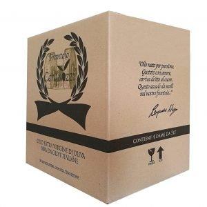 Olio extravergine di oliva Classico Confezione Risparmio