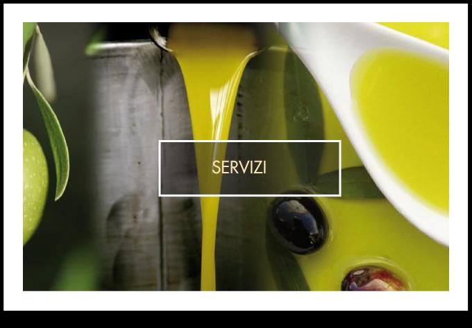Olio Extra Vergine d' Oliva: i servizi
